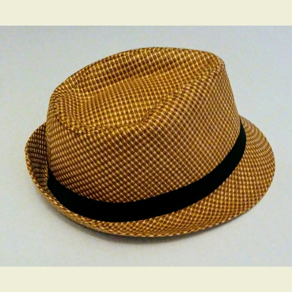 M_5a36ab17a825a69a3d010095 Accessories | Nwot Womens Fedora Hat Poshmark